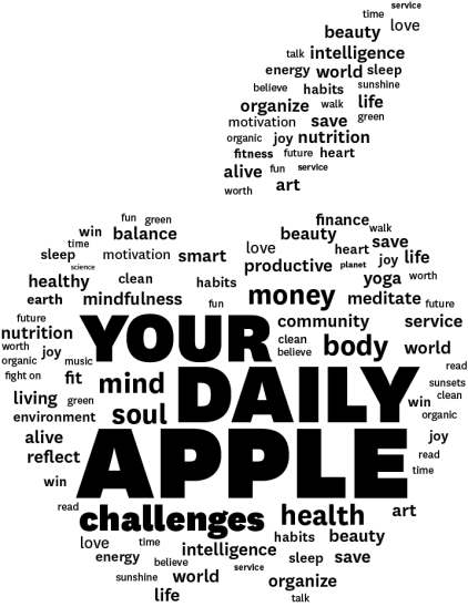 your-daily-apple-word-logo